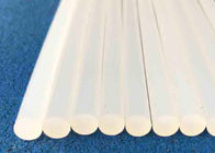 Industrial Hot Melt Glue Sticks For Plastic Wood , Crystal Clear